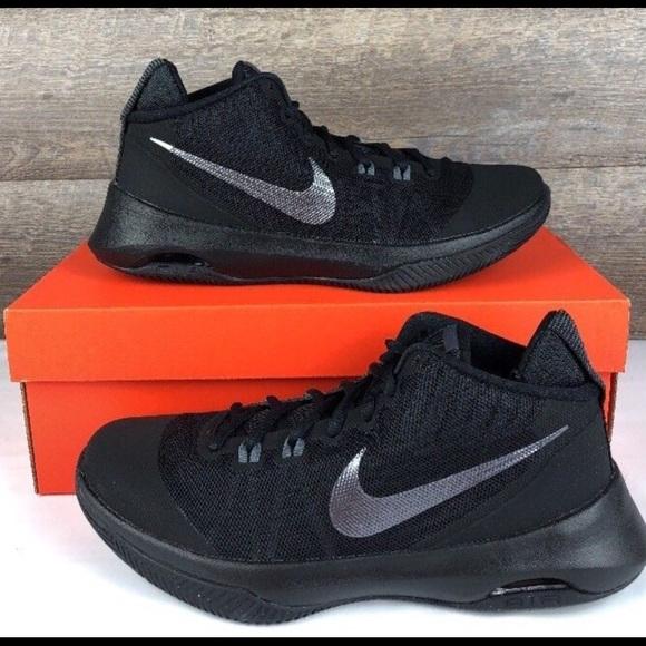 Mens Nike Air Versitile Nbk All Black